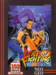 Art of Fighting Neo Geo Prices