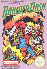 Boulder Dash PAL NES Prices