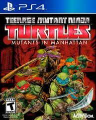 Teenage Mutant Ninja Turtles Mutants in Manhattan Playstation 4 Prices