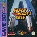 Grand Theft Auto | PAL GameBoy Color