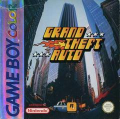 Grand Theft Auto PAL GameBoy Color Prices