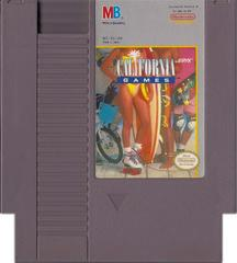 Cartridge | California Games NES