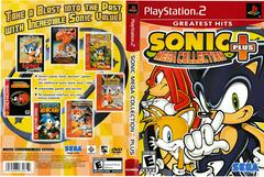 Artwork - Back, Front | Sonic Mega Collection Plus [Greatest Hits] Playstation 2