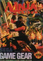 Ninja Gaiden Sega Game Gear Prices