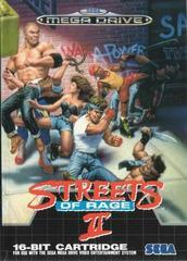 Streets of Rage 2 PAL Sega Mega Drive Prices