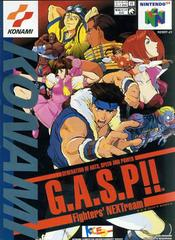 G.A.S.P. JP Nintendo 64 Prices