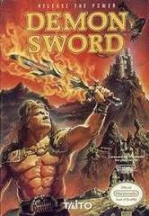 Demon Sword - Front | Demon Sword NES