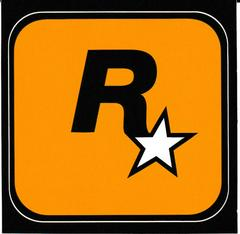 "Rockstar Sticker - 3 1/2"" X 3 1/2"" 