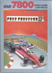 Pole Position II Atari 7800 Prices