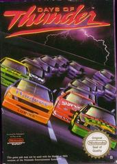 Days of Thunder PAL NES Prices