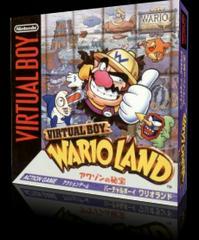 Wario Land JP Virtual Boy Prices