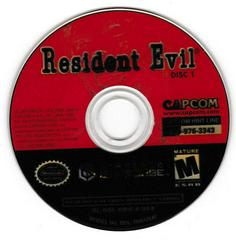 Game Disc 1 | Resident Evil Gamecube