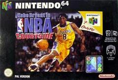 Kobe Bryant in NBA Courtside PAL Nintendo 64 Prices