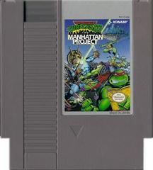 Cartridge | Teenage Mutant Ninja Turtles III The Manhattan Project NES