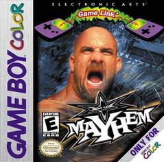 WCW Mayhem GameBoy Color Prices