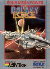 Galaxy Force Sega Master System Prices
