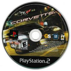 Game Disc | Corvette Playstation 2