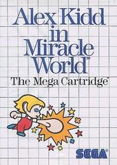 Alex Kidd in Miracle World Sega Master System Prices