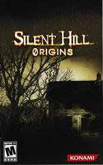Manual - Front | Silent Hill Origins Playstation 2