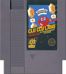 Cartridge | Clu Clu Land NES