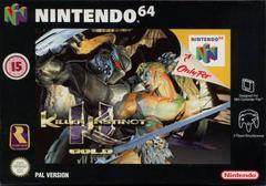 Killer Instinct Gold PAL Nintendo 64 Prices