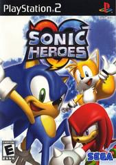 Sonic Heroes Playstation 2 Prices