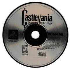 Game Disc | Castlevania Symphony of the Night [Greatest Hits] Playstation