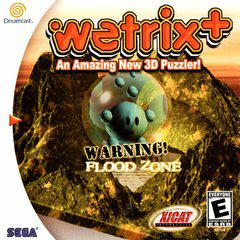 Wetrix+ Sega Dreamcast Prices