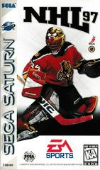 Manual - Front | NHL 97 Sega Saturn