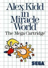 Alex Kidd in Miracle World PAL Sega Master System Prices