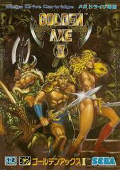 Golden Axe II JP Sega Mega Drive Prices