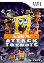 Nicktoons Attack of the Toybots Wii Prices