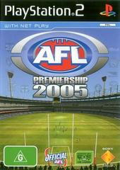 AFL Premiership 2005 PAL Playstation 2 Prices