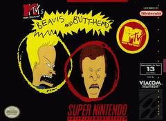 Beavis and Butthead Super Nintendo Prices