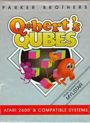 Q-bert's Qubes Atari 2600 Prices