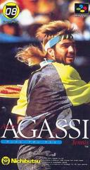 Andre Agassi Tennis Super Famicom Prices