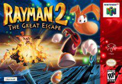 Rayman 2 The Great Escape Nintendo 64 Prices