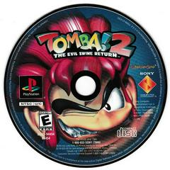 Game Disc | Tomba 2 The Evil Swine Return Playstation