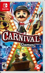 Carnival Games Nintendo Switch Prices