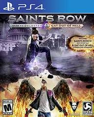 Saints Row IV: Re-Elected & Gat Out of Hell Playstation 4 Prices