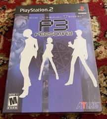 Cover   Shin Megami Tensei: Persona 3 [FES Limited Edition] Playstation 2