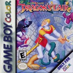 Dragon's Lair GameBoy Color Prices