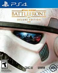 Star Wars Battlefront Deluxe Edition Playstation 4 Prices