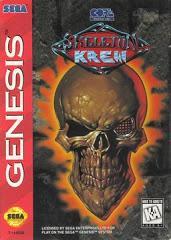 Skeleton Krew Sega Genesis Prices