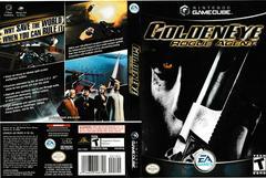 Artwork - Back, Front | 007 GoldenEye Rogue Agent Gamecube