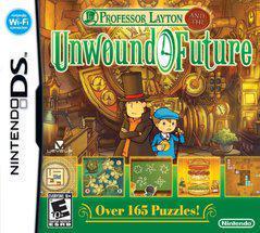 Professor Layton and the Unwound Future Nintendo DS Prices