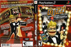 Artwork - Back, Front | Buzz!: The Hollywood Quiz Playstation 2