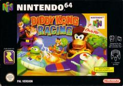 Diddy Kong Racing PAL Nintendo 64 Prices