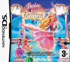 Barbie in the 12 Dancing Princesses PAL Nintendo DS Prices