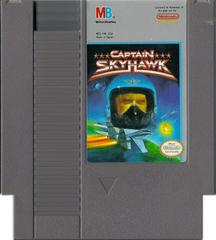 Cartridge | Captain Skyhawk NES